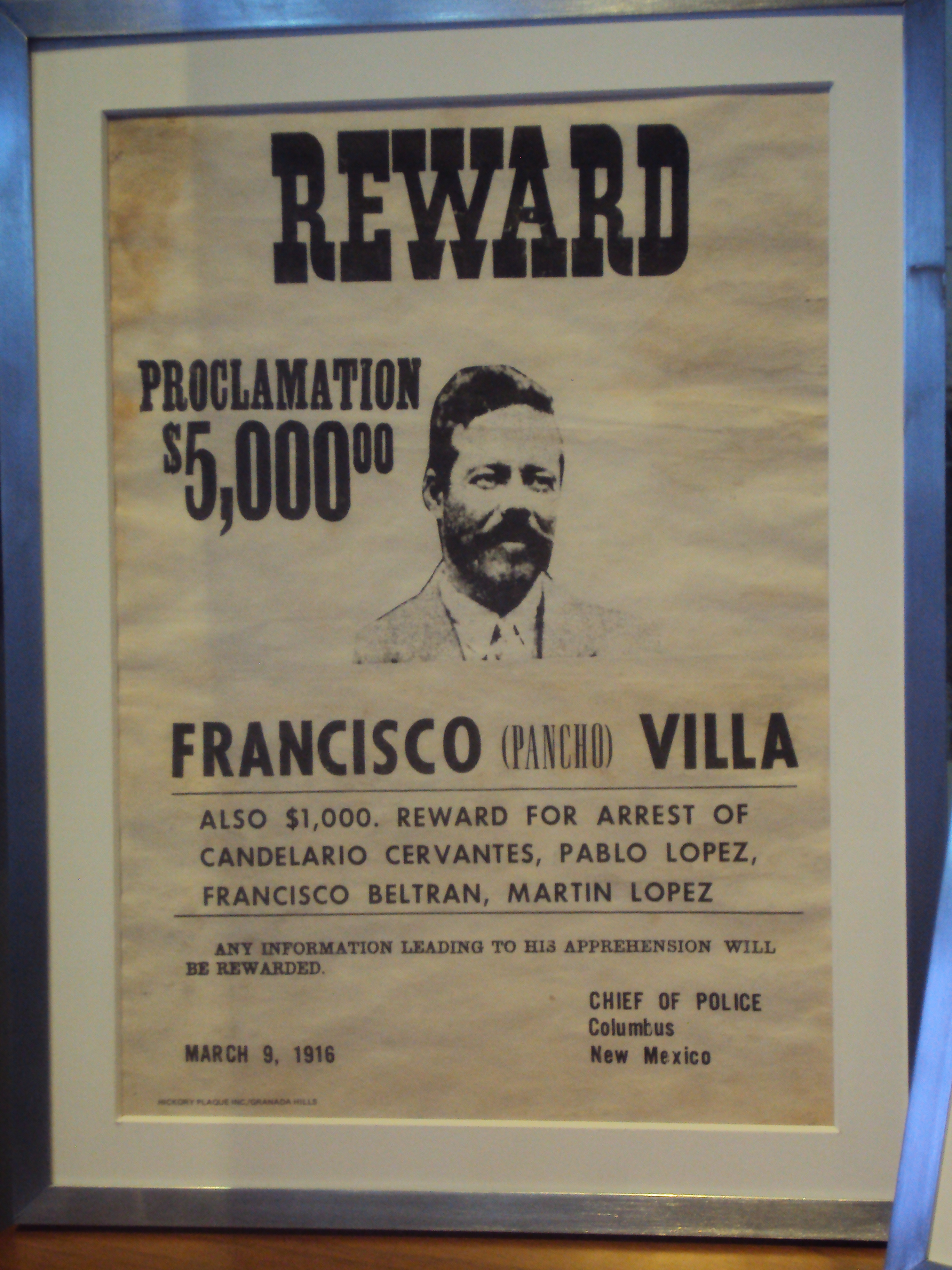 Pancho villa essay