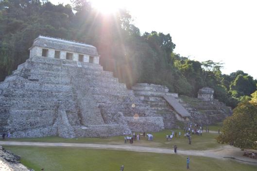 Inscriptions pyramid